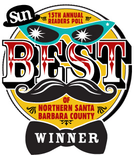 Best of Northern Santa Barbara County Logo